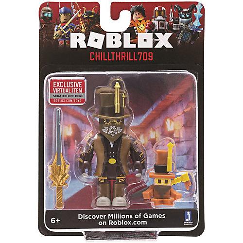 Игровая фигурка Jazwares Roblox Чиллтрилл 709 от Jazwares