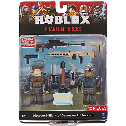Набор фигурок Jazwares Roblox Призрачные силы от Jazwares