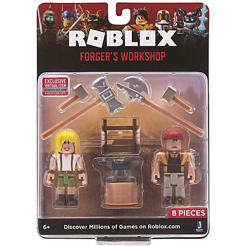 Набор фигурок Jazwares Roblox Лабиринт: Мастерская кузнеца от Jazwares