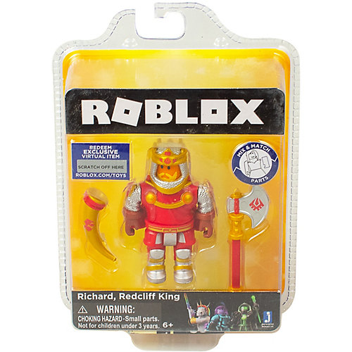 Игровая фигурка Jazwares Roblox Король Ричард Редклиф от Jazwares