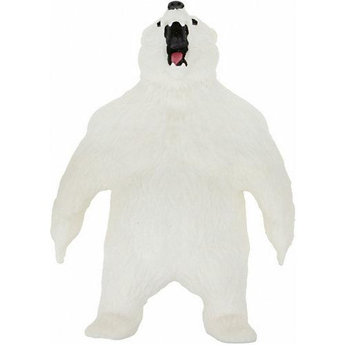 Тянущаяся фигурка 1Toy Monster Flex Полярный медведь от 1Toy