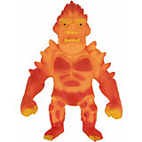 Тянущаяся фигурка 1Toy Monster Flex Вулкан