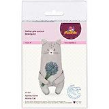 Набор для изготовления игрушки Miadolla Арома котик 15 см
