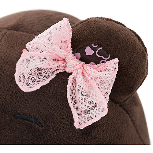 Мягкая игрушка Orange Choco & Milk Мишка Milk: Розовый Мусс, 30 см от Orange