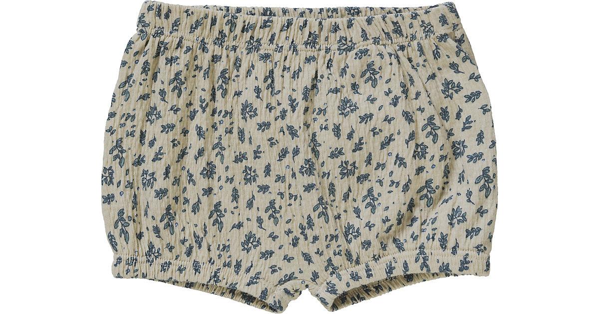Baby Shorts , Organic Cotton beige Gr. 56 Mädchen Baby