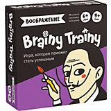 Игра-головоломка Brainy Trainy Воображение