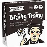 Игра-головоломка Brainy Trainy Эмоциональный интеллект