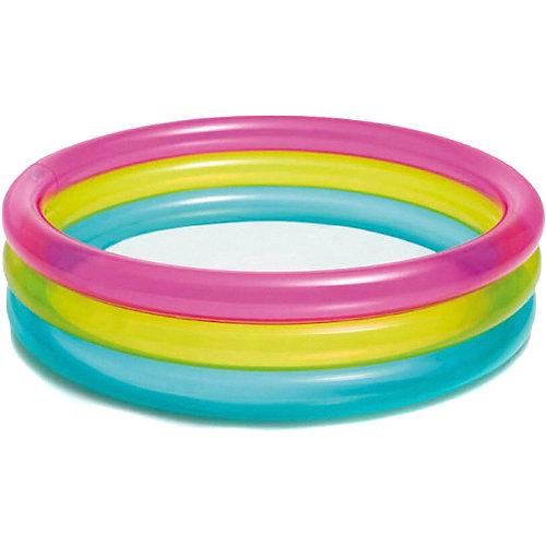"""Бассейн надувной Intex """"Rainbow Baby Pool"""", 86х25 см от Intex"""