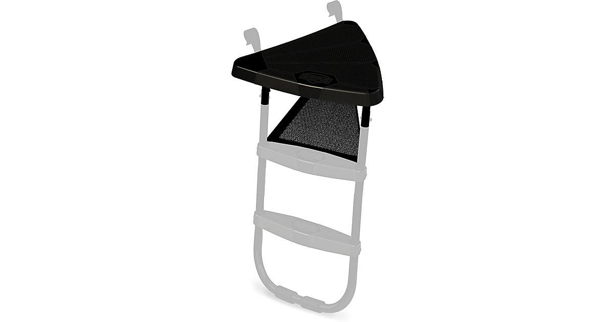 Leiter Plattform schwarz