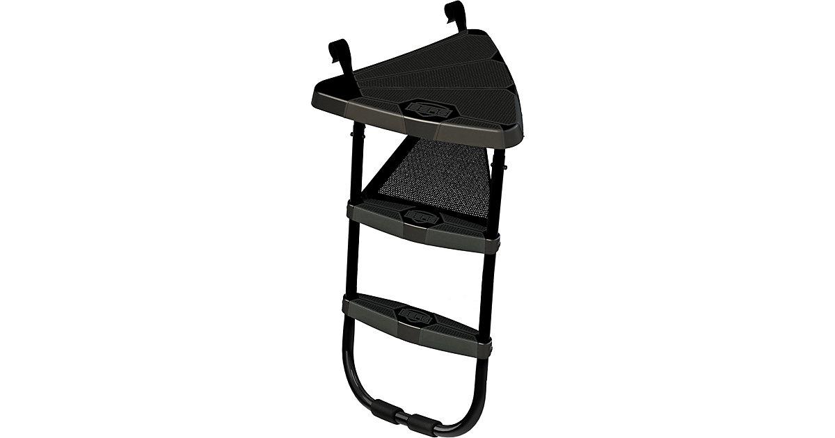 Leiter Plattform + Leiter L schwarz