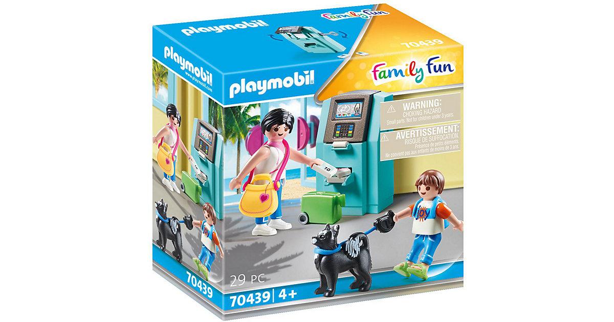 PLAYMOBIL® 70439 Urlauber mit Geldautomat