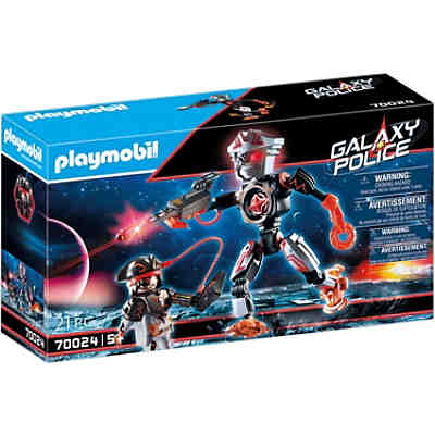 PLAYMOBIL® 70024 Galaxy Pirates-Roboter