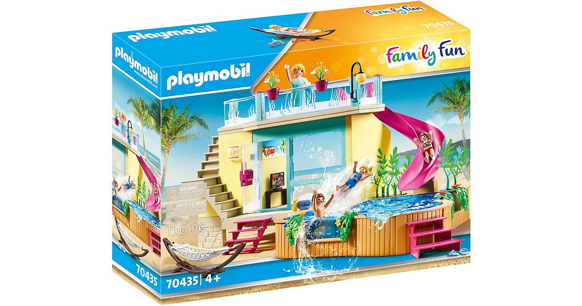 PLAYMOBIL® 70435 Bungalow mit Pool