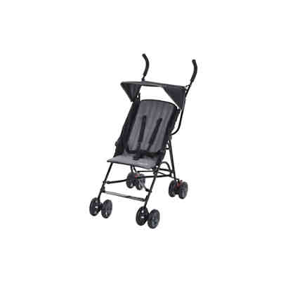 Flap Buggy Black Chic, schwarz