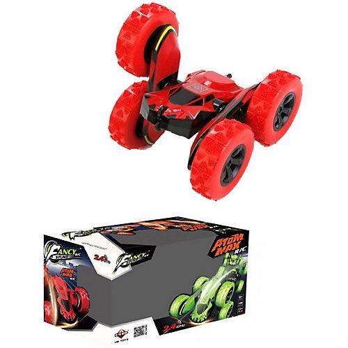 Радиоуправляемая машина-перевертыш HB Атом от HB Toys