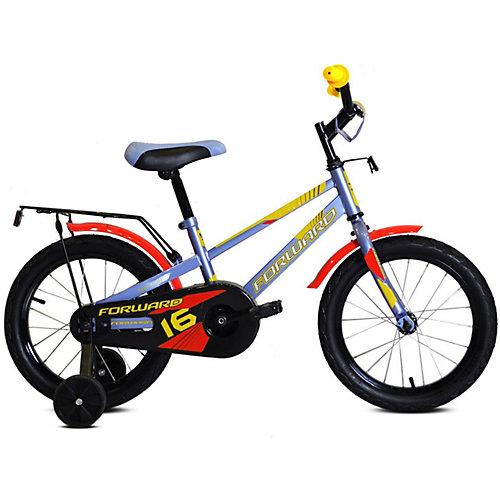 """Двухколёсный велосипед Forward Meteor 16"""" от Forward"""
