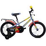 """Двухколёсный велосипед Forward Meteor 16"""""""