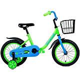 """Двухколёсный велосипед Forward Barrio 14"""""""
