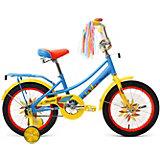 Двухколёсный велосипед Forward Azure, 16 дюймов