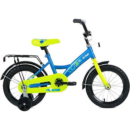 Двухколёсный велосипед ALTAIR Kids, 14 дюймов от Altair