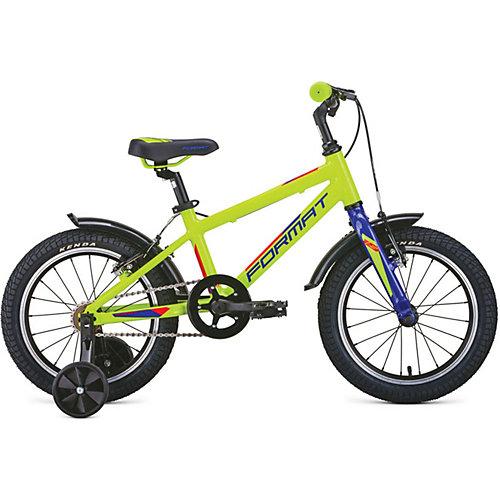 Двухколёсный велосипед Format Kids, 16 дюймов от Format