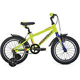 Двухколёсный велосипед Format Kids, 16 дюймов