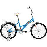 Двухколёсный велосипед ALTAIR Kids, 20 дюймов