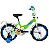 Двухколёсный велосипед ALTAIR Kids, 14 дюймов