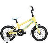 Двухколёсный велосипед Format Girl, 12 дюймов