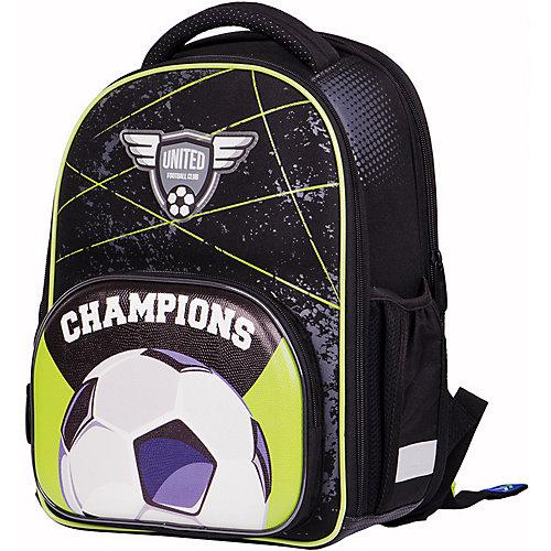 Ранец Berlingo Profi Football club - разноцветный от Berlingo