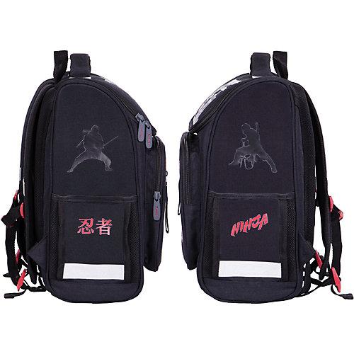 Ранец Berlingo Classic Ninja - черный от Berlingo