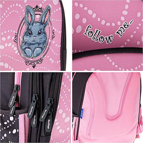Ранец Berlingo Flash Sweet bunny - разноцветный от Berlingo