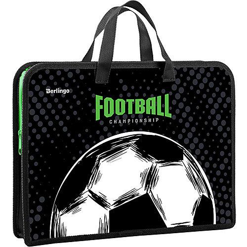 Папка для тетрадей Berlingo Football, А4 от Berlingo
