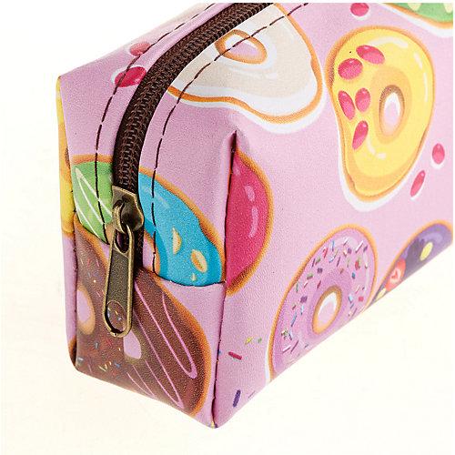 Пенал-косметичка ArtSpace Donut - розовый от ArtSpace