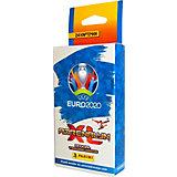 Блистер с карточками Panini EURO 2020, 3 пакетика