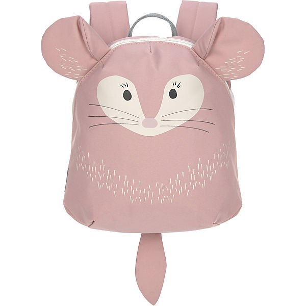 Kinderrucksack About Friends - Chinchilla, rosa