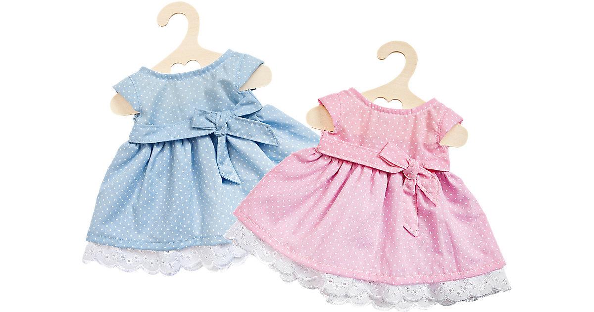 Puppen-Sommerkleid, Gr. 35-45 cm