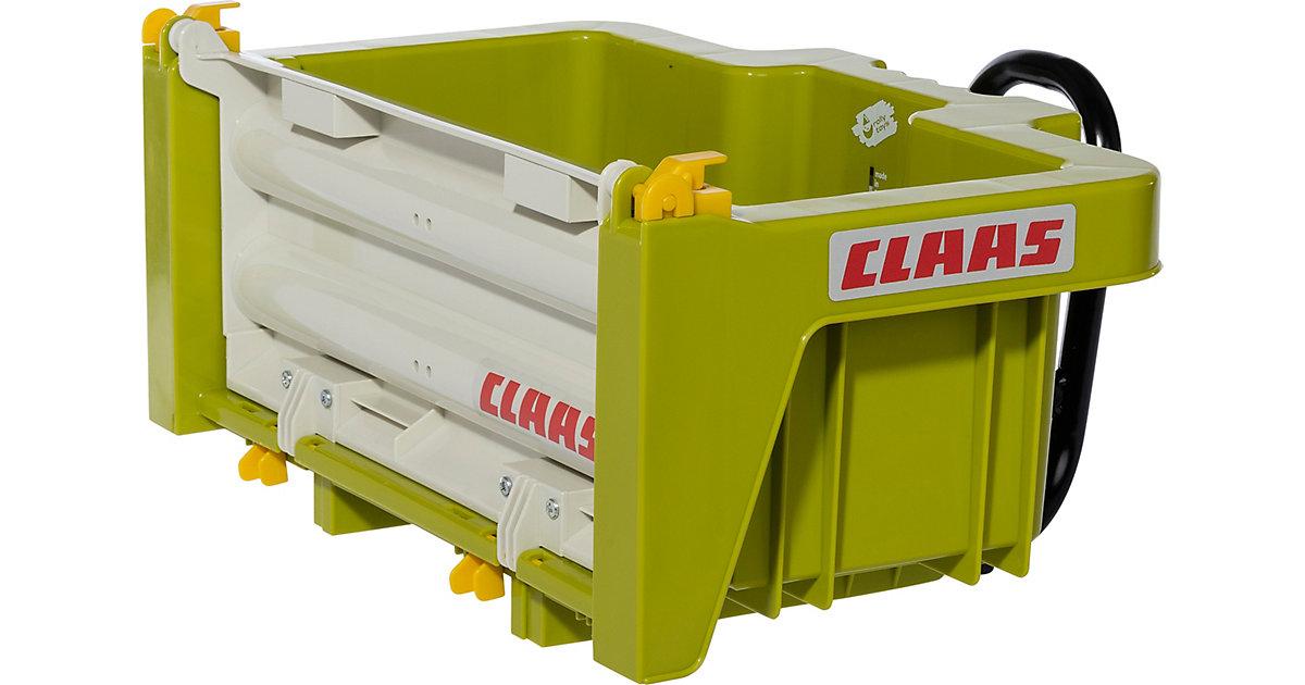 Box Claas grün