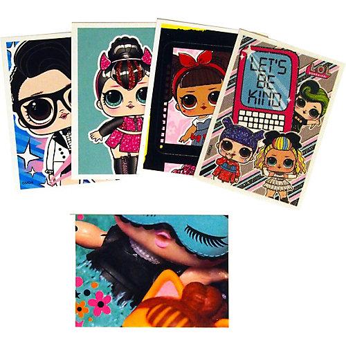 Пакетик с наклейками Panini L.O.L. Surprise 3, 5 наклеек от Panini