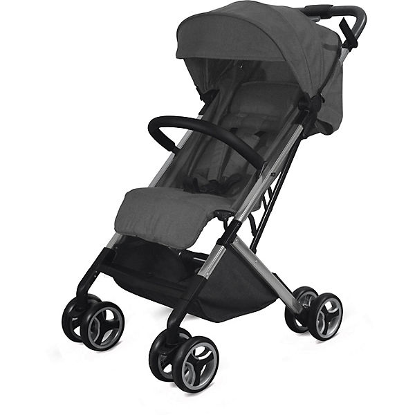 Buggy S-Easy-Fold, anthrazit-schwarz