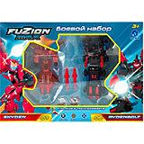 Набор Toy Plus Fuzion Max Skyden и Rydenbolt