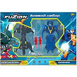Набор Toy Plus Fuzion Max Destraptor и Dasher