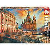 Пазл Educa Санкт-Петербург, 1500 элеентов