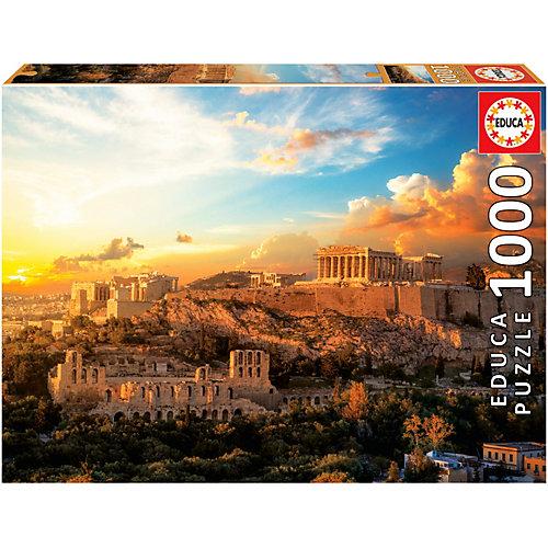 Пазл Educa Афинский Акрополь, 1000 элементов от Educa