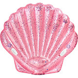 Надувной плот Intex Розовая ракушка, 178х165х24 см