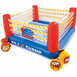 Надувной ринг для бокса Intex, 226х226х110 см