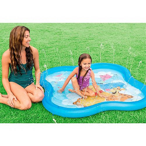 Надувной бассейн Intex DISNEY Винни-Пух, 140х140х10 см от Intex