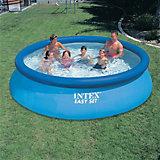 Надувной бассейн Intex, 366х76 см