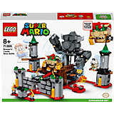 Конструктор LEGO Super Mario Решающая битва в замке Боузера. Дополнительный набор 71369, 1010 элементов