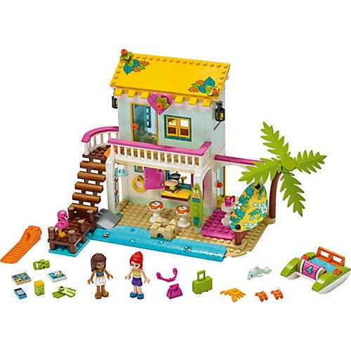 Конструктор LEGO Friends 41428: Пляжный домик от LEGO